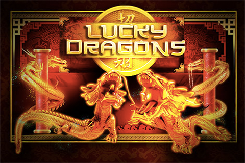 logo lucky dragons pragmatic