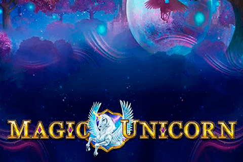 logo magic unicorn gameart