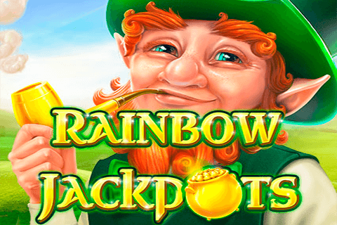 logo rainbow jackpots red tiger