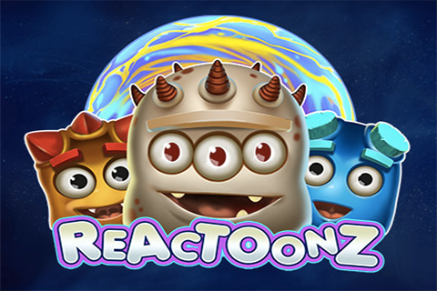 logo reactoonz playn go