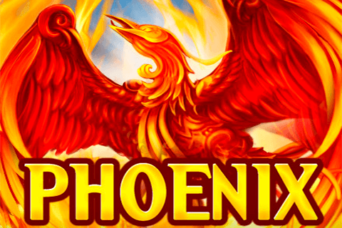 logo red phoenix rising red tiger