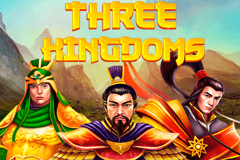 logo three kingdoms red tiger