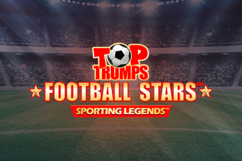 logo top trumps football stars playtech