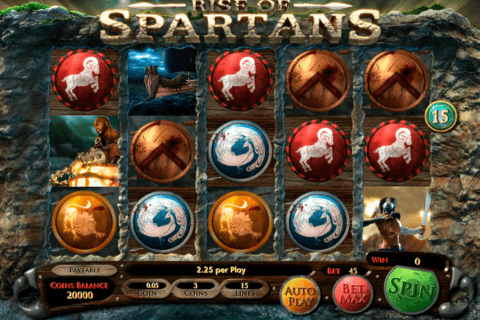 rise of spartans genii